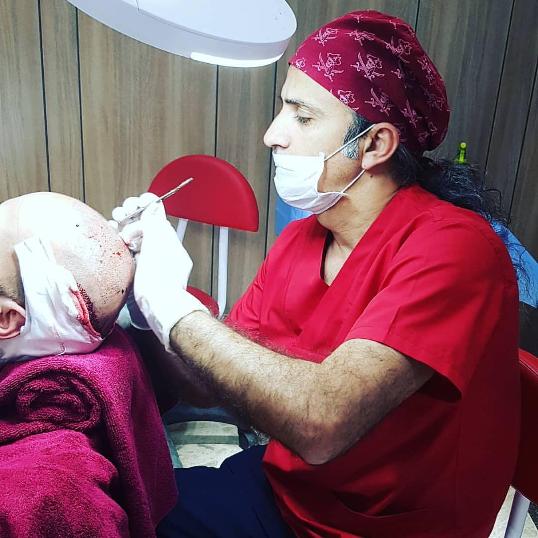 docteur merdan celik intervention clinique